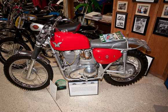 1966 Matchless G85CS 500cc